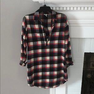Forever 21 Flannel Dress